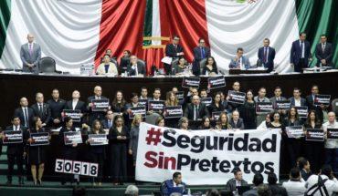 'No nos lavamos las manos', responde Durazo a diputados sobre Culiacán