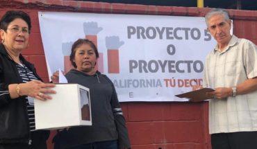 Baja California abre consulta por extensión de gobierno de Bonilla