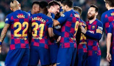Barcelona vs Valladolid: Show de Messi manda al Barça a la cima de La Liga