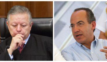 Calderón presionó a la Corte por Guardería ABC y caso Cassez: Zaldívar