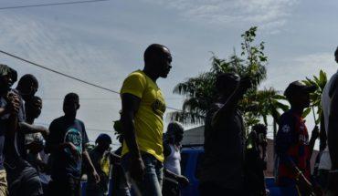 Caravana de 2 mil migrantes avanza de Chiapas a CDMX