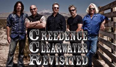 creedence nuevo concierto