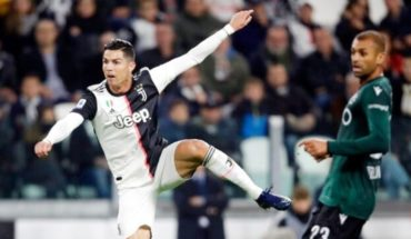 Cristiano Ronaldo anota para Juventus tras homenaje por sus 700 goles VIDEO