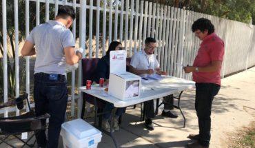 Denuncias de irregularidades y pocos electores en consulta a 'Ley Bonilla'