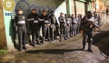 Detienen en Xochimilco a presunto líder de la Fuerza Anti Unión Tepito