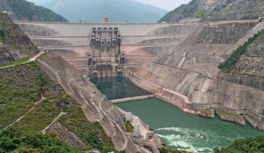 Represa de Xiaowan en río Lancang (Alto Mekong) en China. Foto: Water Alternatives (CC BY-NC 2.0). Blog Elcano