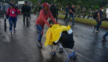 El perfil de solicitantes de asilo que esperan en México