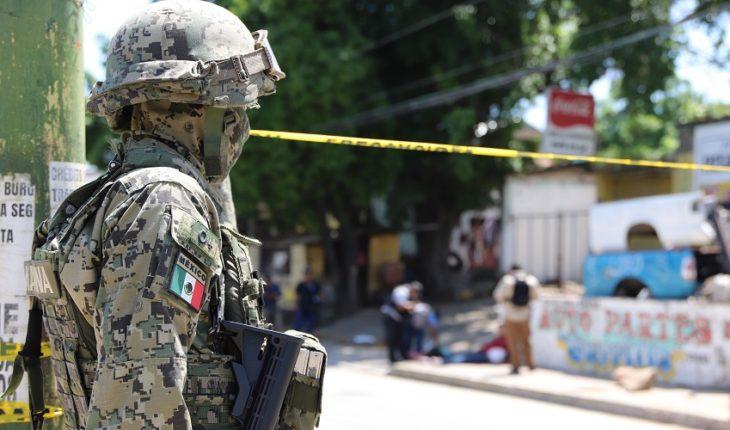 Enfrentamiento deja 15 muertos en Tepochica, Guerrero