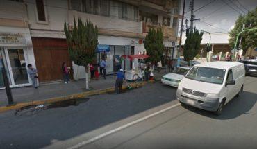 Hombre armado intentó asaltar banco y exigió hablar con AMLO