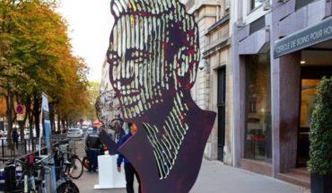 Honran a Neymar en París con una estatua, a pesar de sus problemas con PSG