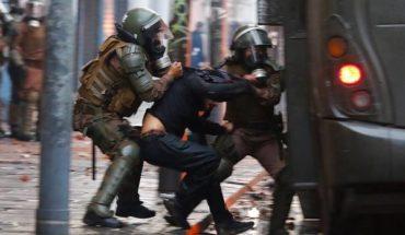 INDH anunció querellas contra carabineros y militares por violencia policial