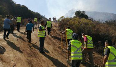 Incendios en BC afectan casi 10 mil hectáreas; 3 siguen activos