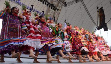 La Guelaguetza y tradición de Oaxaca llegan al Gran Premio de México