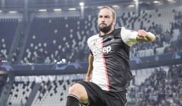 La dieta de los '75 kilos' que ayudó a Higuaín a ser titular en Juventus