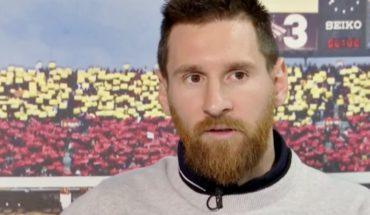 """Messi vuelve a criticar la aplicación del VAR: """"Todavía no está bien usado"""""""