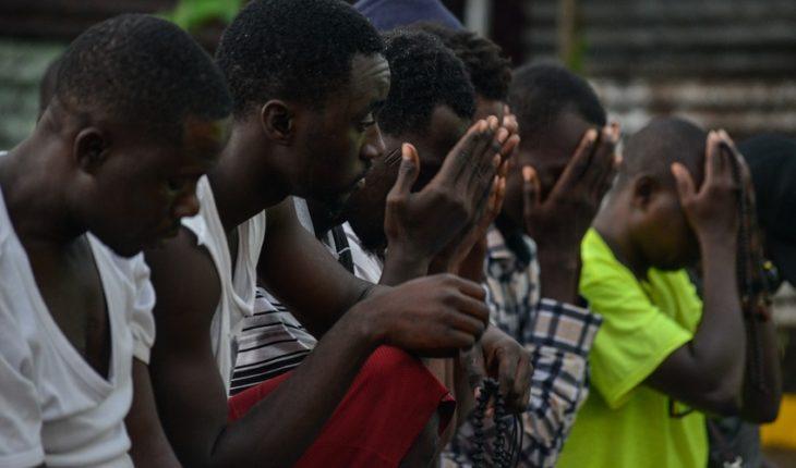 Migración encierra a sobrevivientes del naufragio en Chiapas