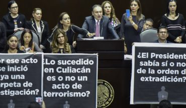 Ovidio Guzmán es buscado en EU y no en México: Durazo