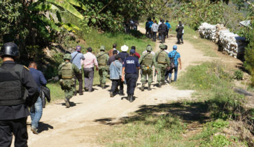 Paramilitares y grupos delictivos acechan a tsotsiles en Chiapas