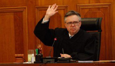 Senado acepta renuncia de Medina Mora, aunque 'no dio la cara'
