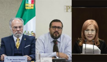 Senado anuncia la terna de candidatos para presidir la CNDH