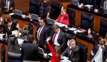 Senado aprueba revocación de mandato y consulta popular