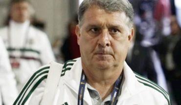 Tata Martino critica a la Liga MX por atentar contra futuro de la Selección