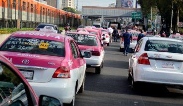 sí se acordaron operativos contra Uber