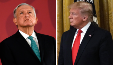 AMLO and Trump talk about Culiacan; proposes to freeze arms trafficking