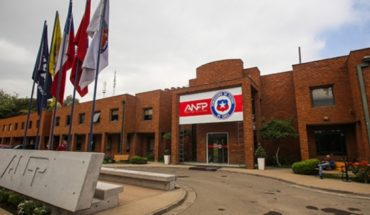 ANFP suspended this weekend's matches in the Metropolitan Region