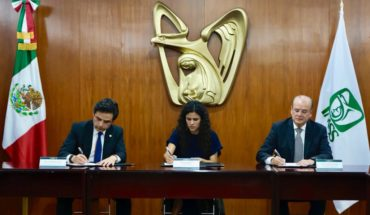 Agree to increase to the salary of IMSS workers