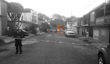 An avocado businessman is murdered outside their home in Uruapan, Michoacán