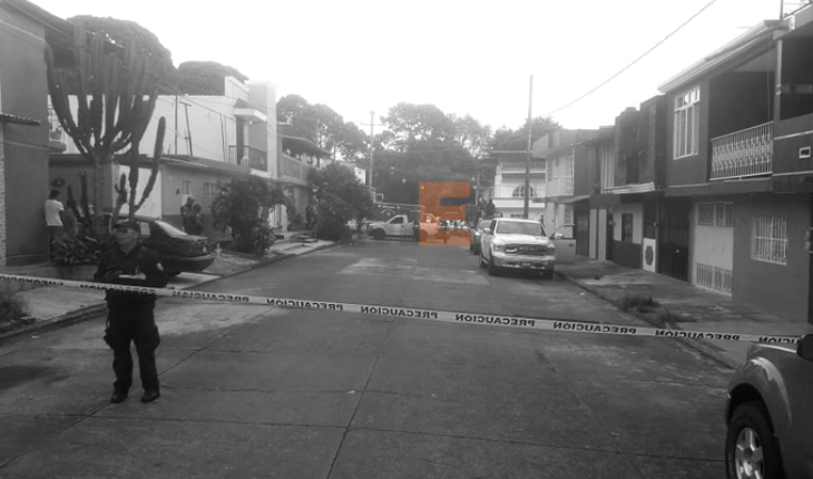 An avocado businessman is murdered outside their home in Uruapan, Michoacán