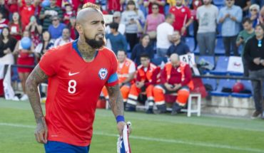 "Arturo Vidal after friendly with Guinea: ""We know we can give more"""