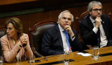 "Blumel after impeachment failure against Cubillos: ""Justice was done"""