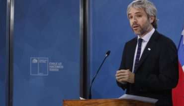 Blumel asked Congress to dispatch two projects from the social agenda no egress to Tuesday