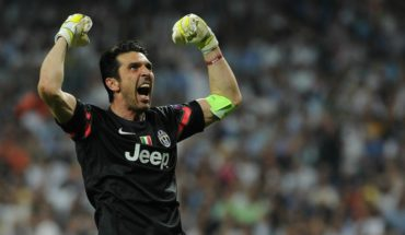 Buffon confessed that he had depression and that a picture changed his life