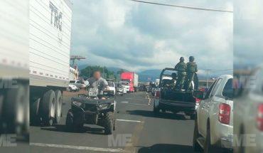 CJNG trying to get into Atapan and Santa Clara de Valladares