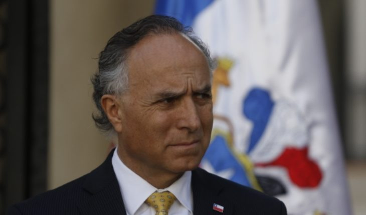 """Chancellor Ribera called for the """"Peruvian institutionality"""" to be imposed in the face of political crisis"""