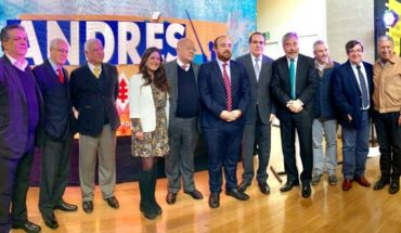Christian Democracy Gives Andrés Aylwin Award to Lawyers Life During Dictatorship