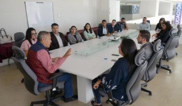 City Council announces institutional disclosure at the Poliforum de Morelia