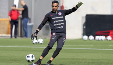 """Claudio Bravo and loss of the captaincy: """"I don't give the truth exactly"""""""