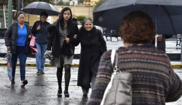 Cold Front number 3 'lands' in Mexico; will cause heavy rains