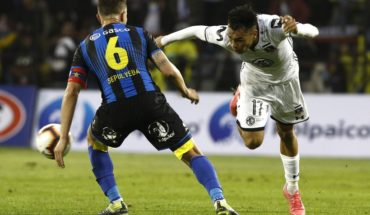 Colo Colo drew 2-2 with Huachipato and remains in direct classification to the Liberators