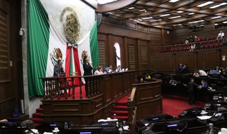 Deputies join to demand federal and state governments, restore peace in Michoacán