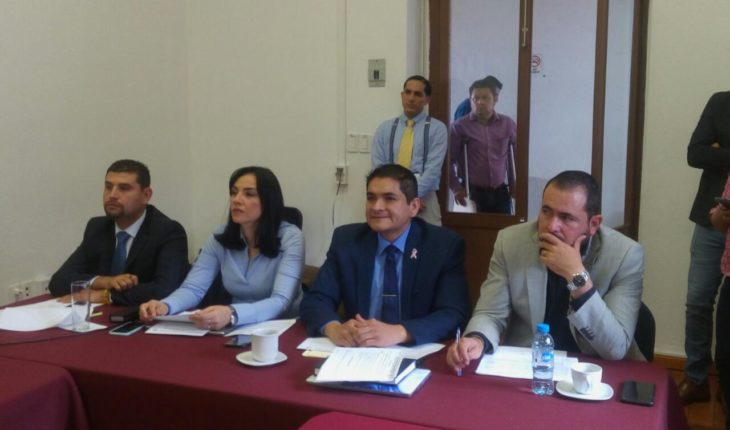Deputies of Michoacán miss meeting of Commissions on urgent issues