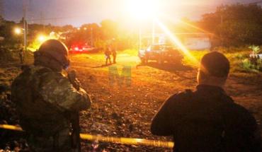 Dismembered corpse is found in Uruapan Inguambal, Michoacán