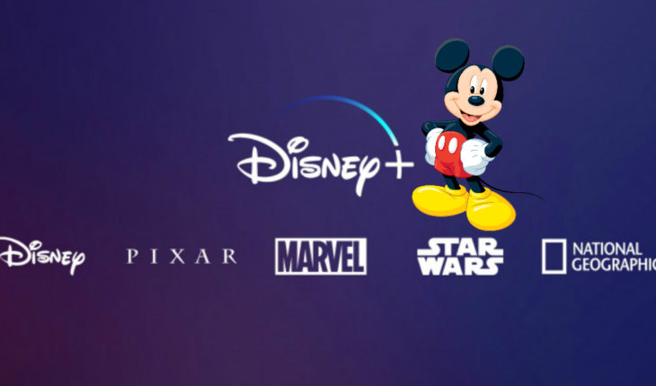 Disney released trailer with content from its new platform