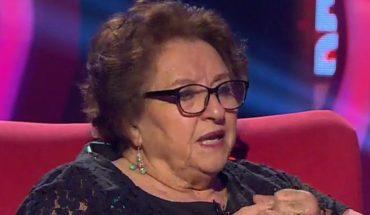 "Doctor Cordero harshly critical of Fernanda Maciel's mother: ""I went to the hairdresser to go on TV"""
