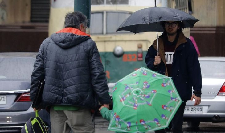 ENEL activates preventive plan for rain forecasting in the Metropolitan Region