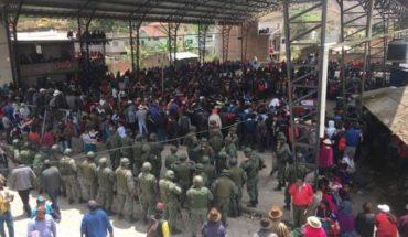 Ecuadorian army suspended eight-hour curfew imposed on Quito